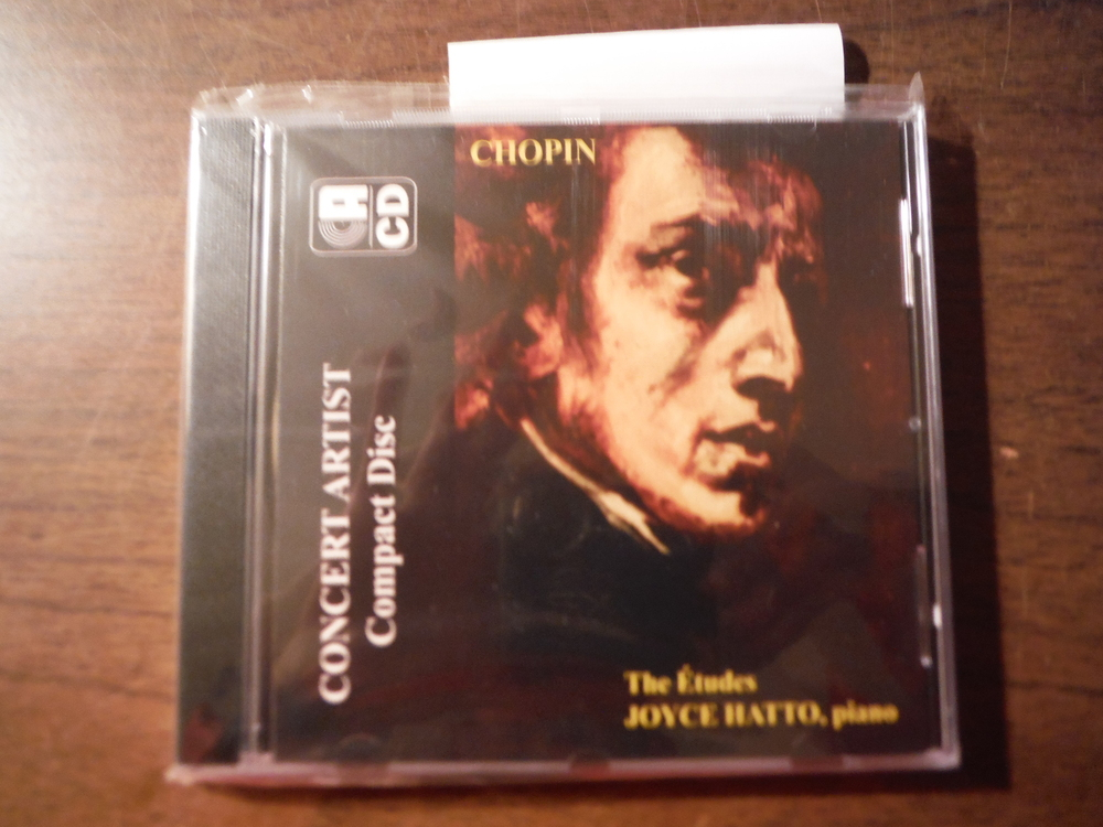 Chopin -The Complete Works for Piano (Vol 1) The Etudes
