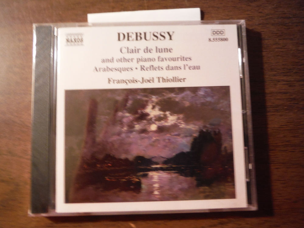 Claude Debussy Oeuvres pour piano