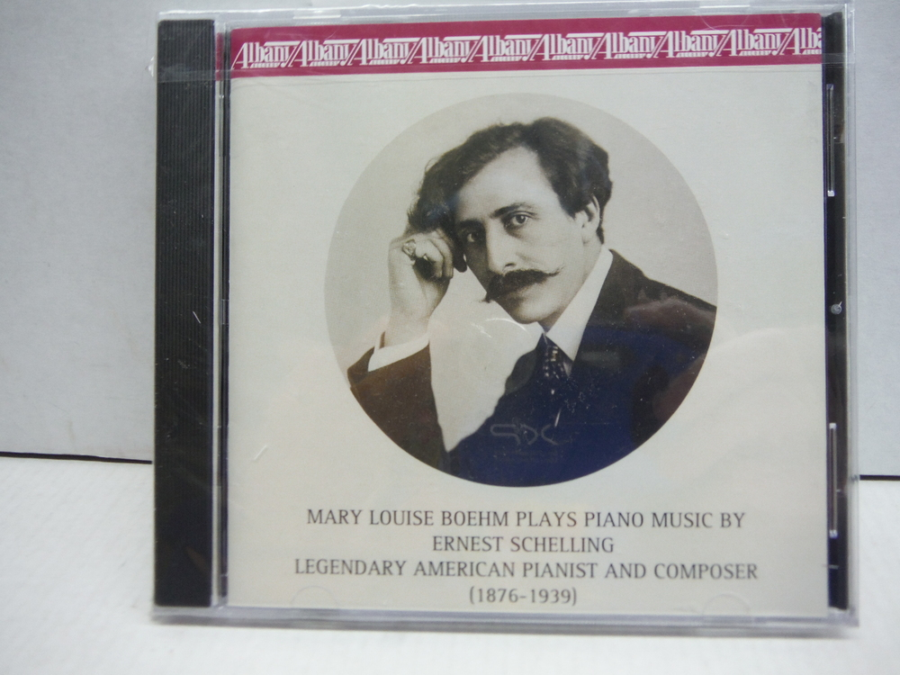 Mary Louise Boehm Plays Piano Music