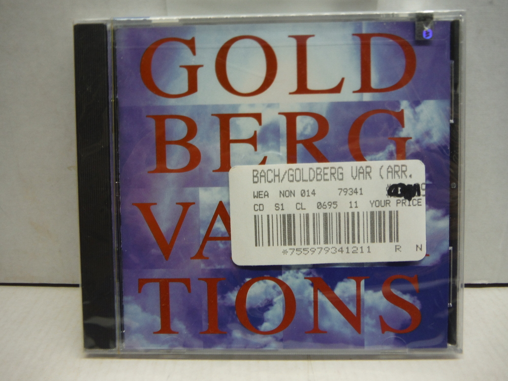 Image 0 of Bach: Goldberg Variations (Transcription for Strings)