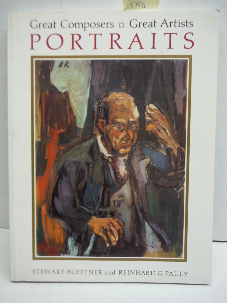 Great Composers Great Artists: Portraits