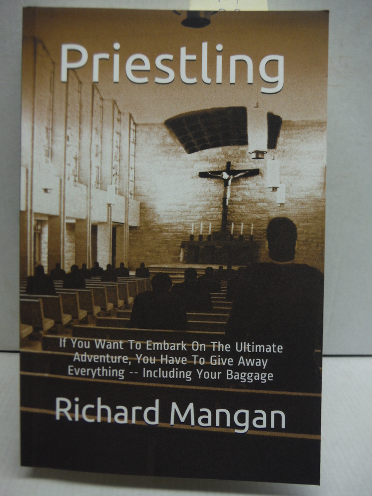 Priestling: If You Want To Embark On The Ultimate Adventure, You Have To Give Aw