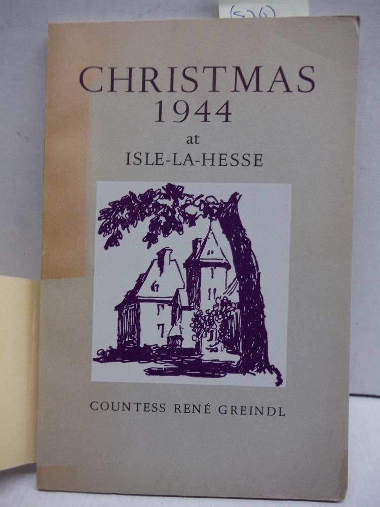 Image 1 of Christmas 1944 at isle-la-Hesse