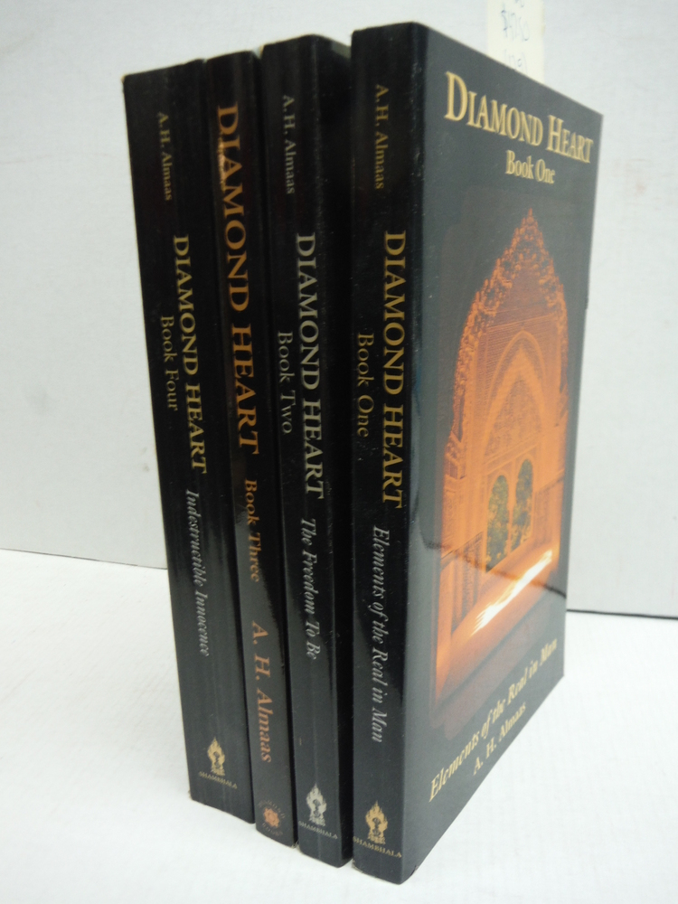Diamond Hart by A. H. Almaas (4 Vols. Complete))