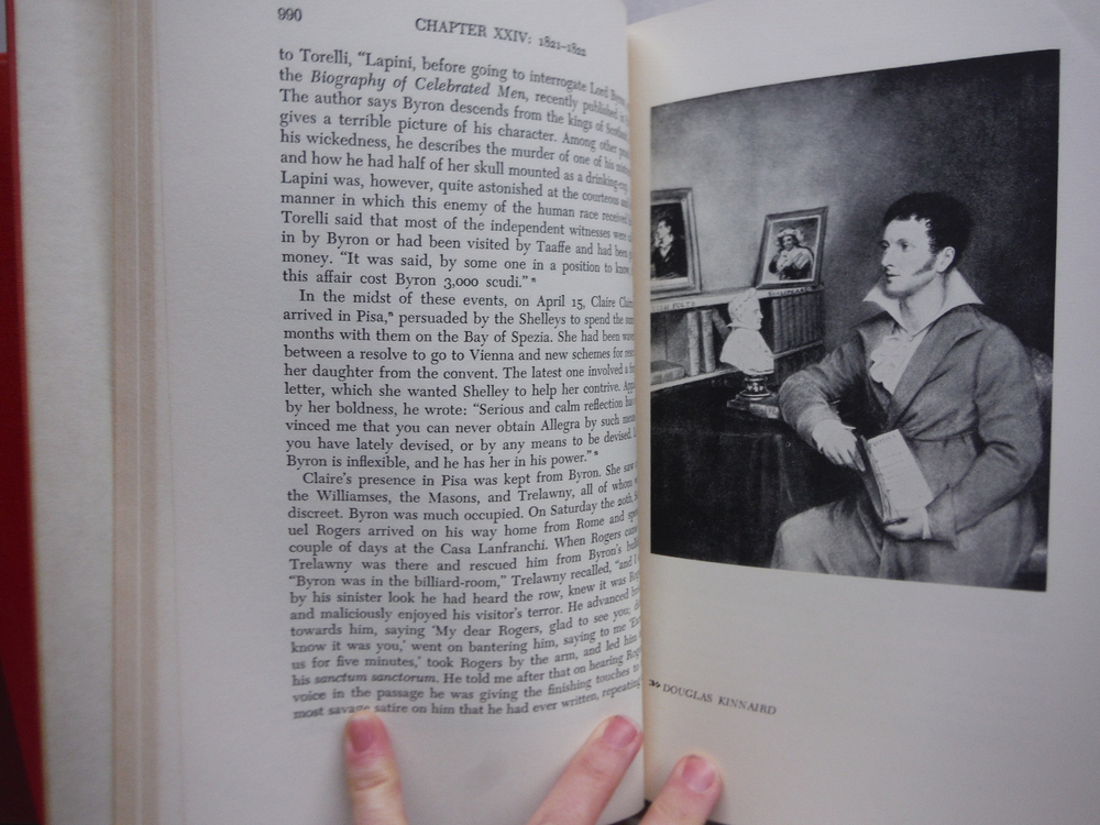 Image 3 of Byron a Biography 3 Volumes