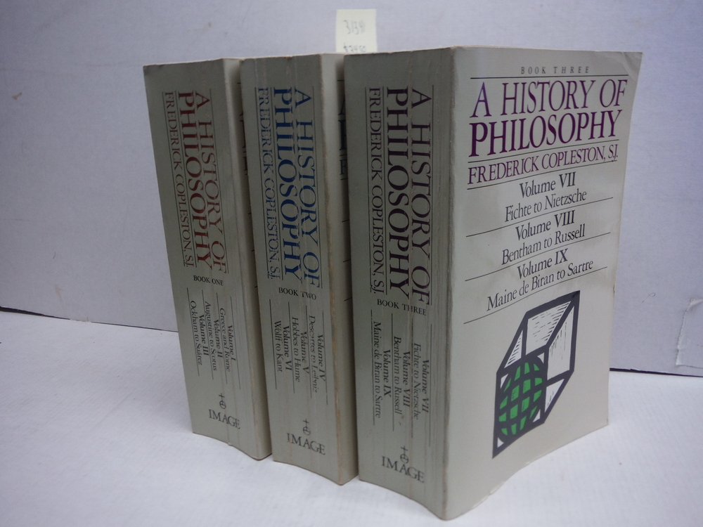A History of   Philosophy - Complete