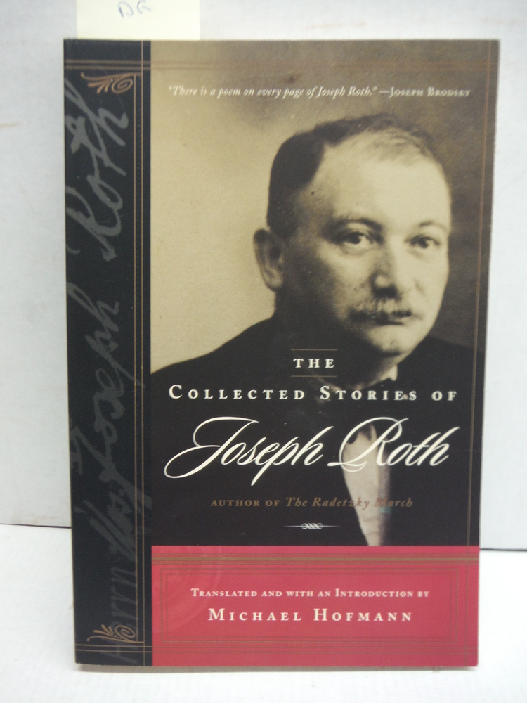 The Collected Stories of Joseph Roth (B'Nai B'Rith Jewish Heritage Classics (Pap