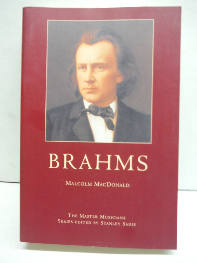 Image 0 of Brahms (The Master Musicians)
