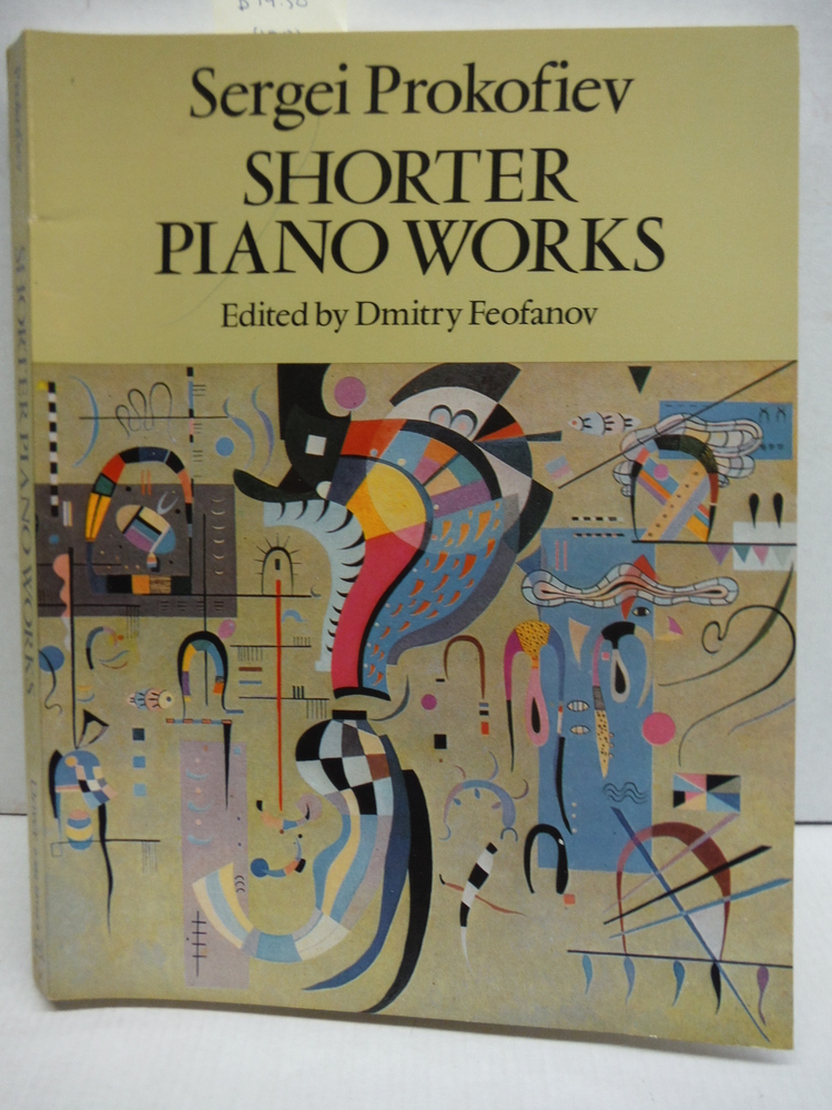 Shorter Piano Works