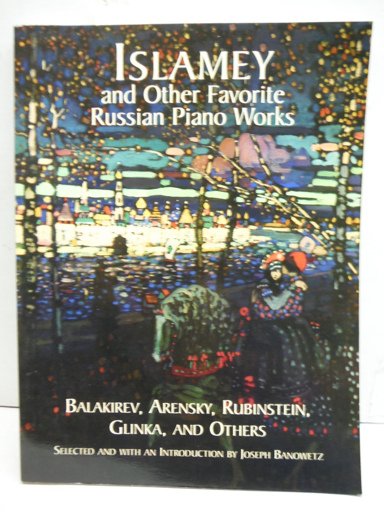 Islamey and Other Favorite Russian Piano Works (Dover Music for Piano)