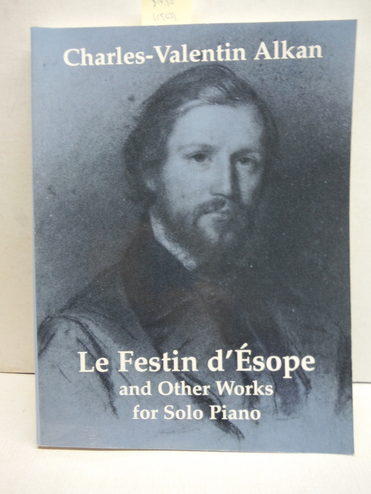 Le Festin d'Esope and Other Works for Solo Piano (Dover Music for Piano)