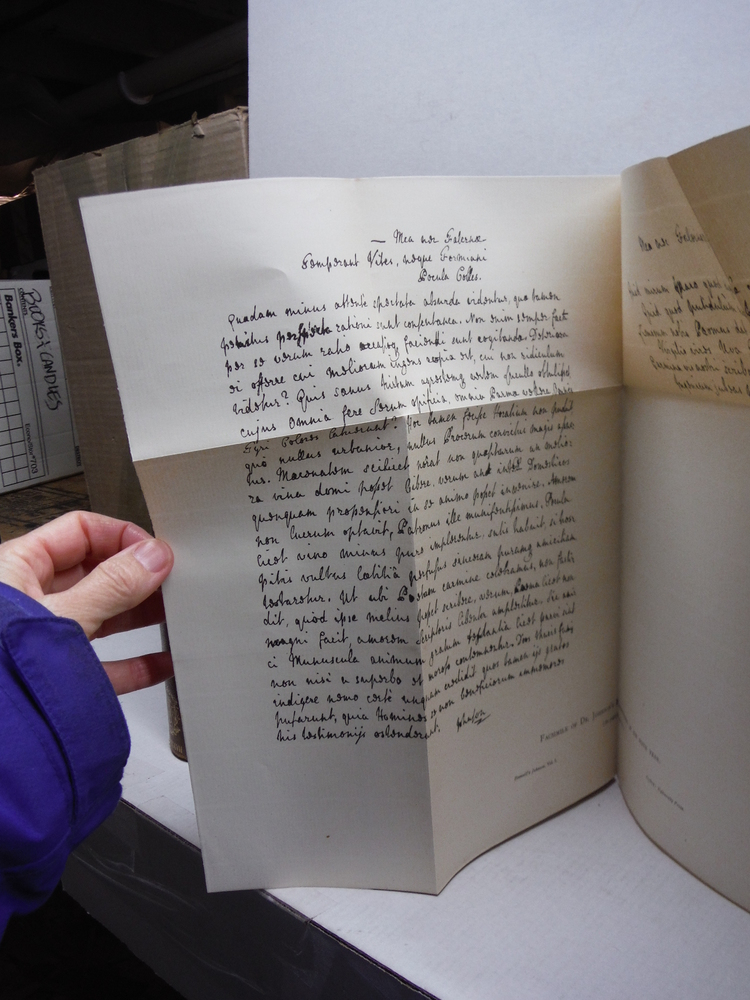 Image 3 of Boswell's Life of Johnson, including Boswell's Journal of a tour to the Hebrides