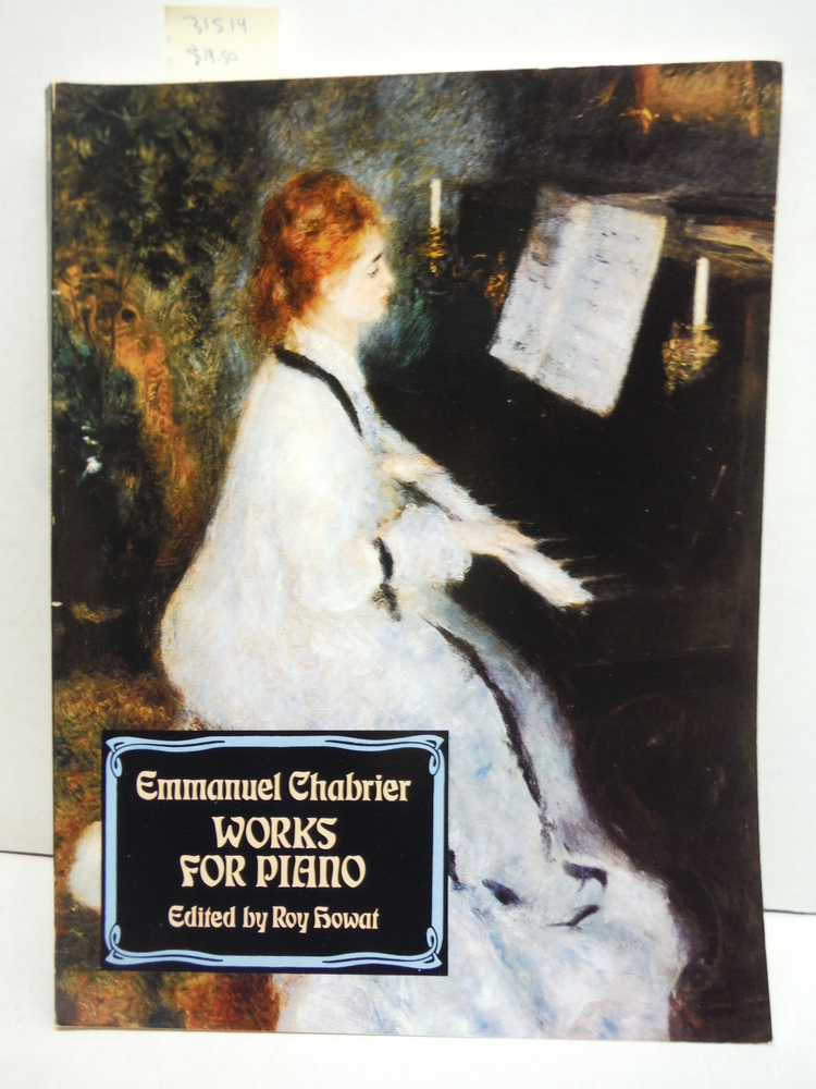 Works for Piano (Dover Music for Piano)