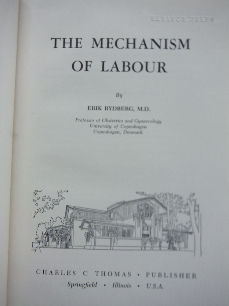 Image 1 of The mechanism of labour (American lecture series, publication)