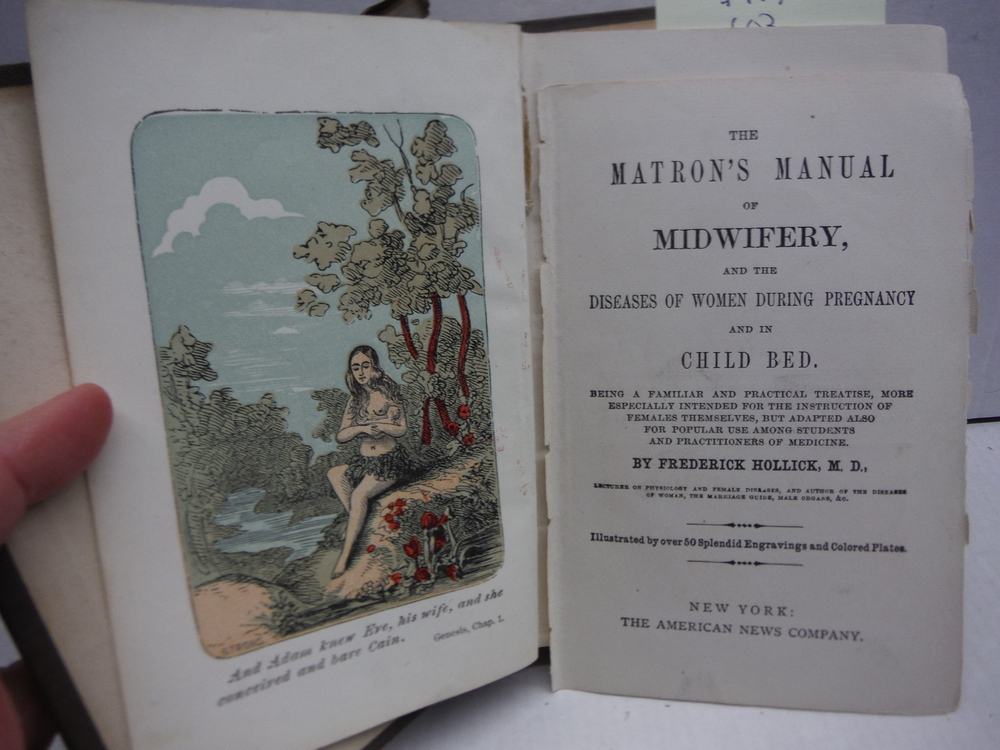 Image 1 of The matron's manual of midwifery,: And the diseases of women during pregnancy an