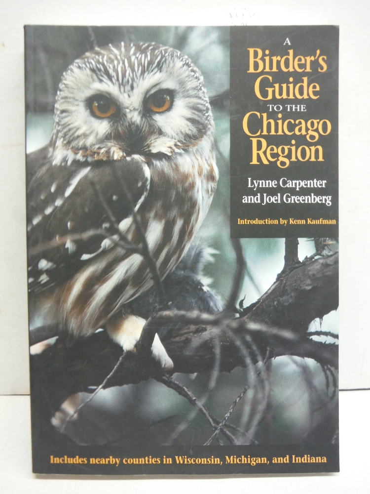 A Birder's Guide to the Chicago Region
