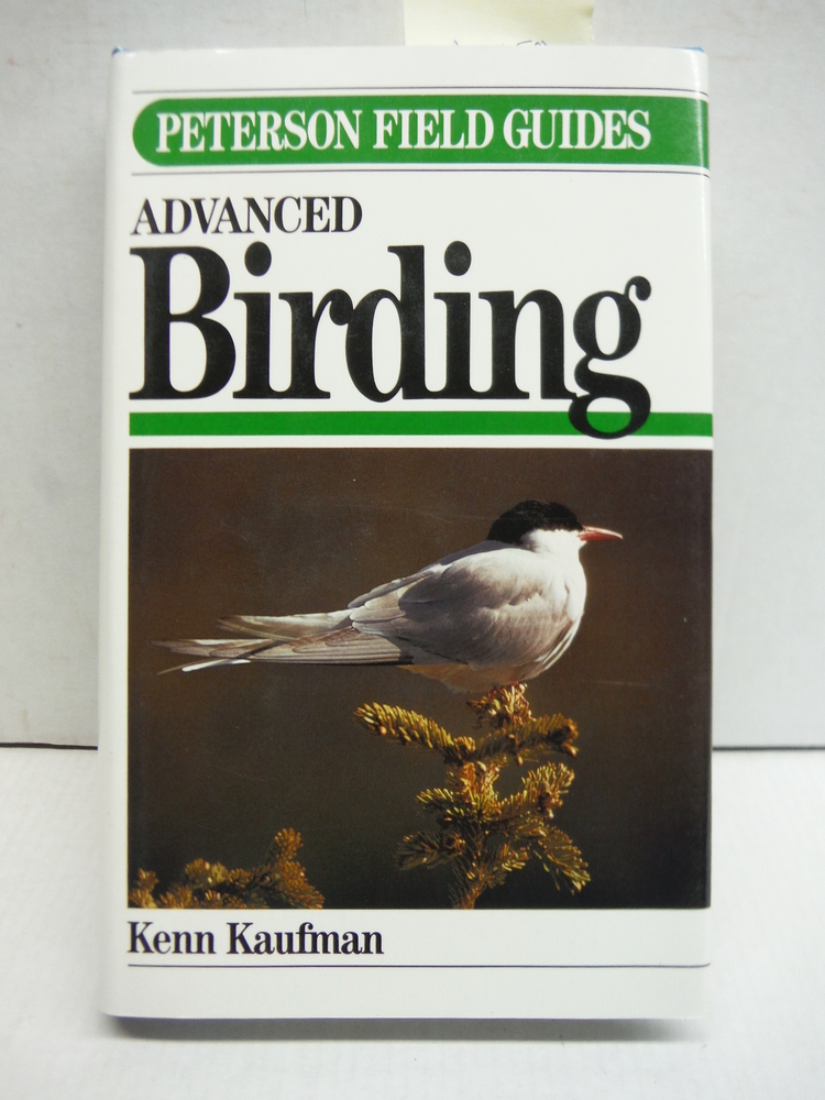 Image 0 of ADVANCED BIRDING - Peterson Field Guide Series