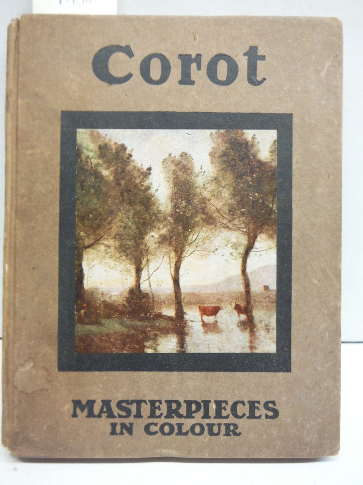 Corot (Masterpieces in Color)