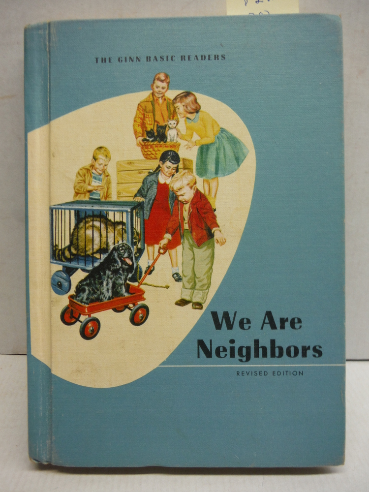My do and learn book to accompany We are neighbors, second reader, I (The Ginn b