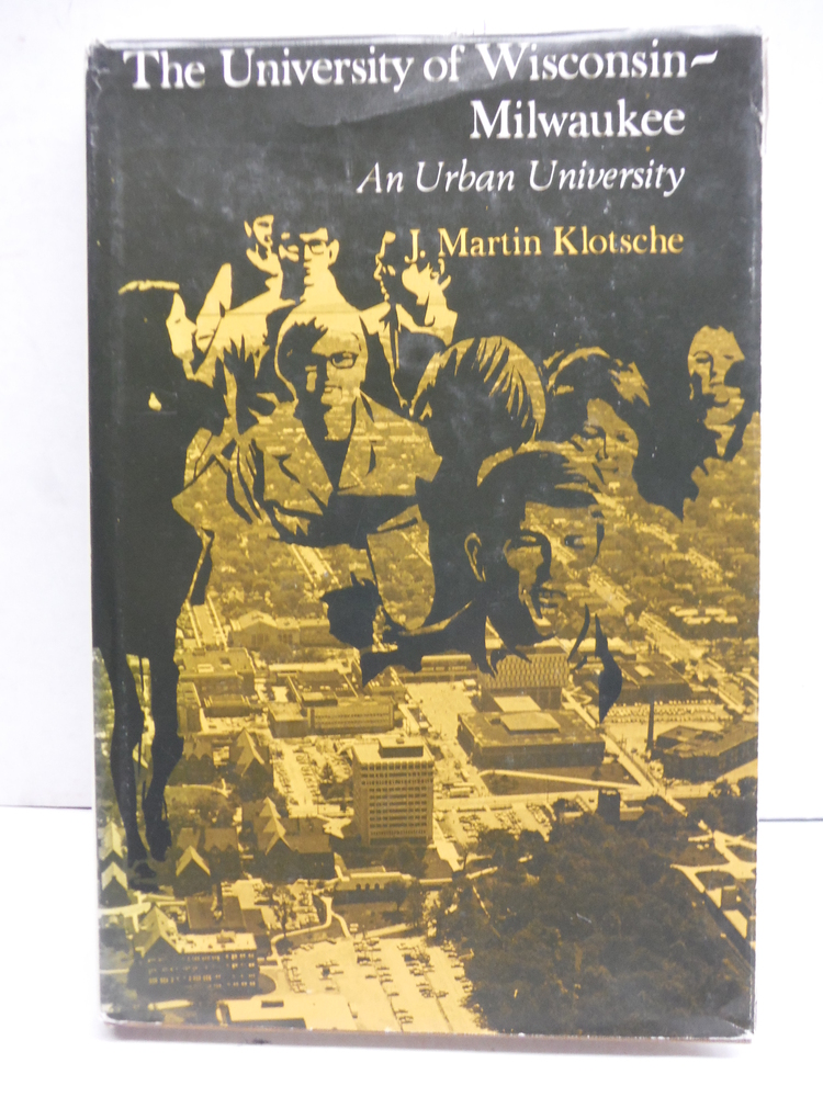 Image 0 of The University of Wisconsin--Milwaukee,: An urban university,