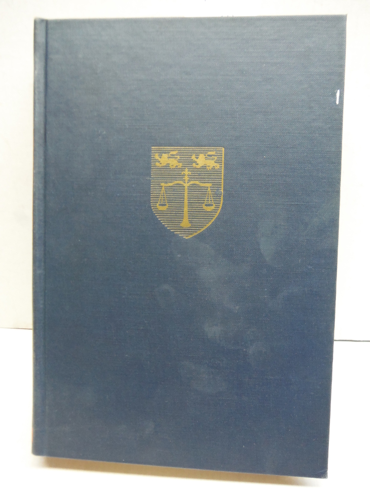 Image 0 of A Constitutional and Legal History of England