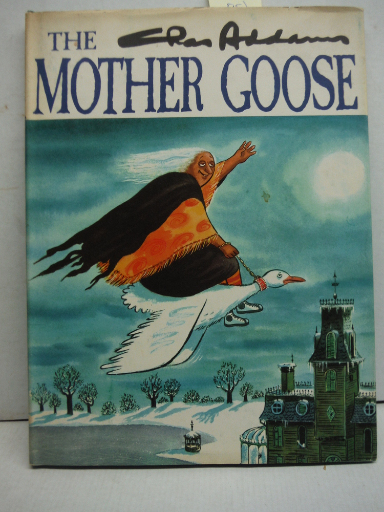The Chas. Addams Mother Goose