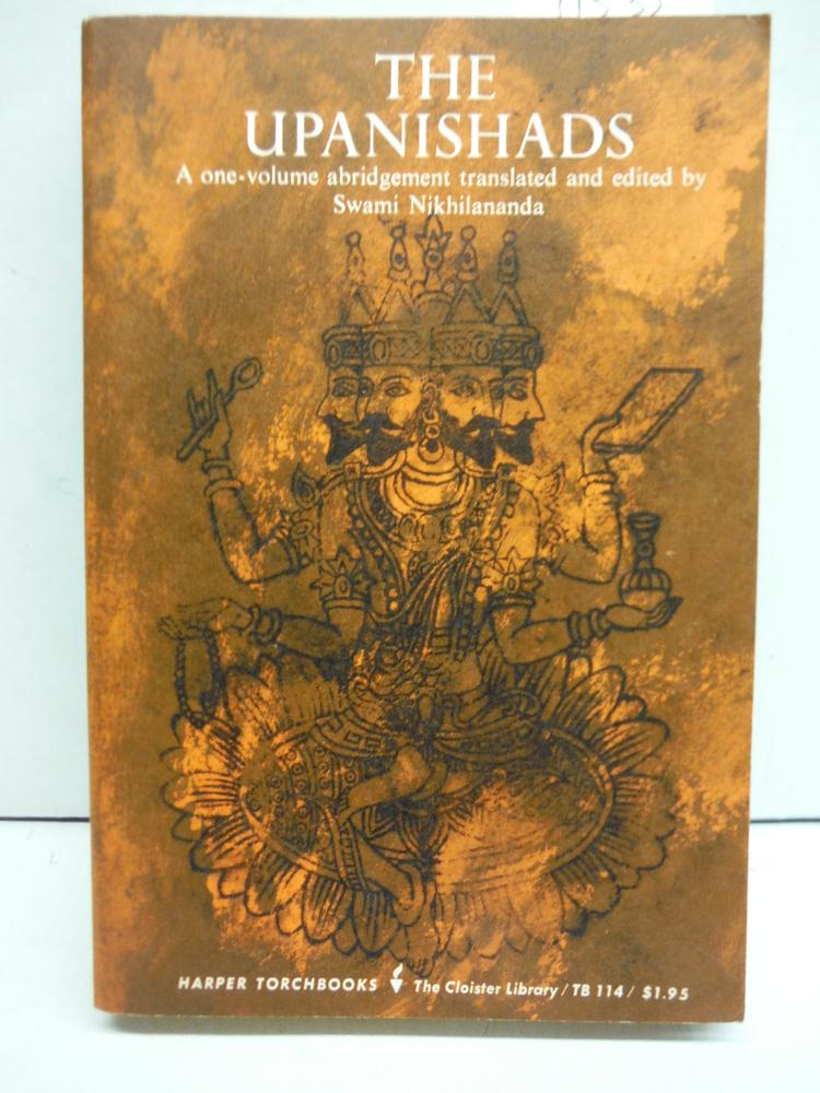 The Upanishads: Katha, Isa, Kena, Mundaka, Svetasvatara, Prasna, Mandukya, Aitar