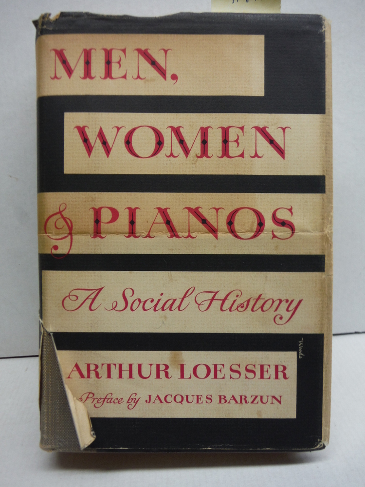 Image 0 of Men, women and pianos; a social history