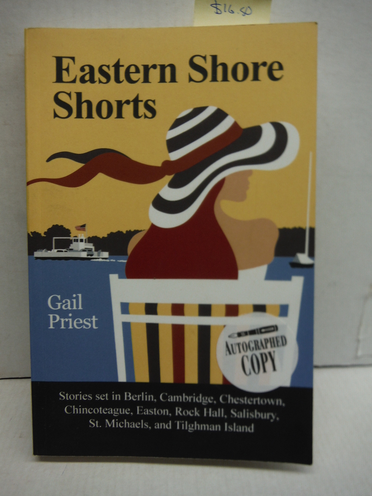 Image 0 of Eastern Shore Shorts: Stories set in Berlin, Cambridge, Chestertown, Chincoteagu