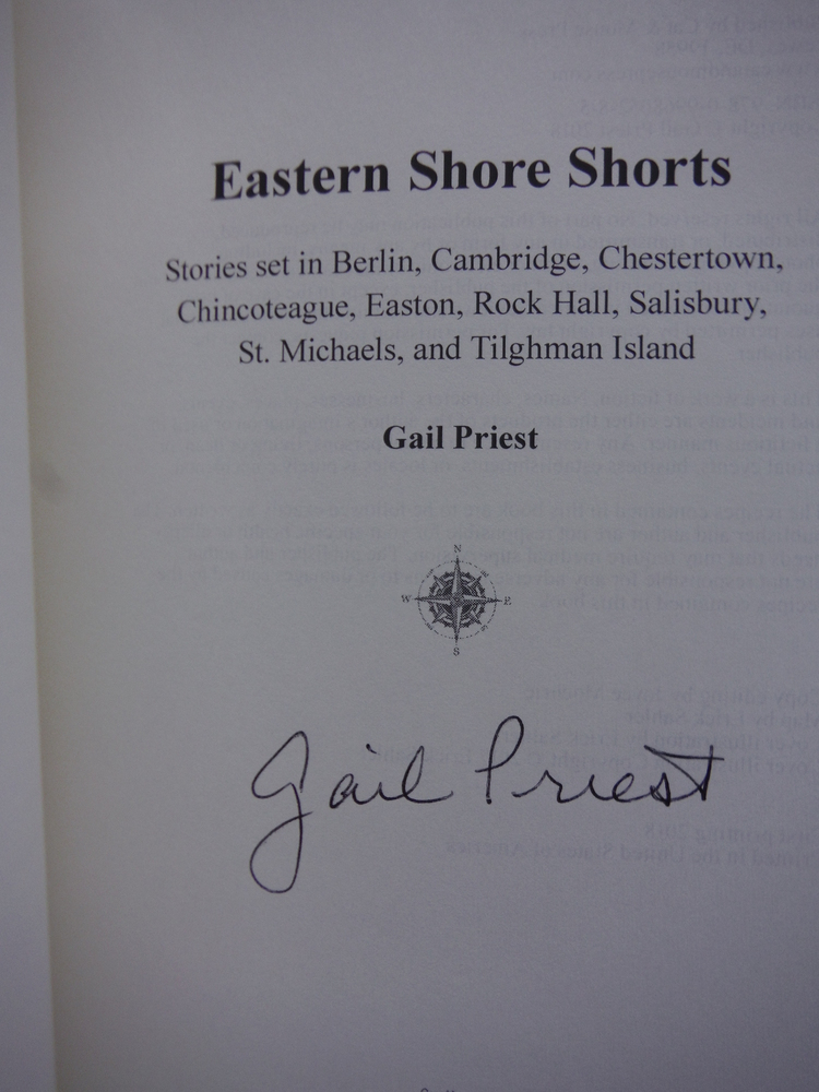 Image 1 of Eastern Shore Shorts: Stories set in Berlin, Cambridge, Chestertown, Chincoteagu