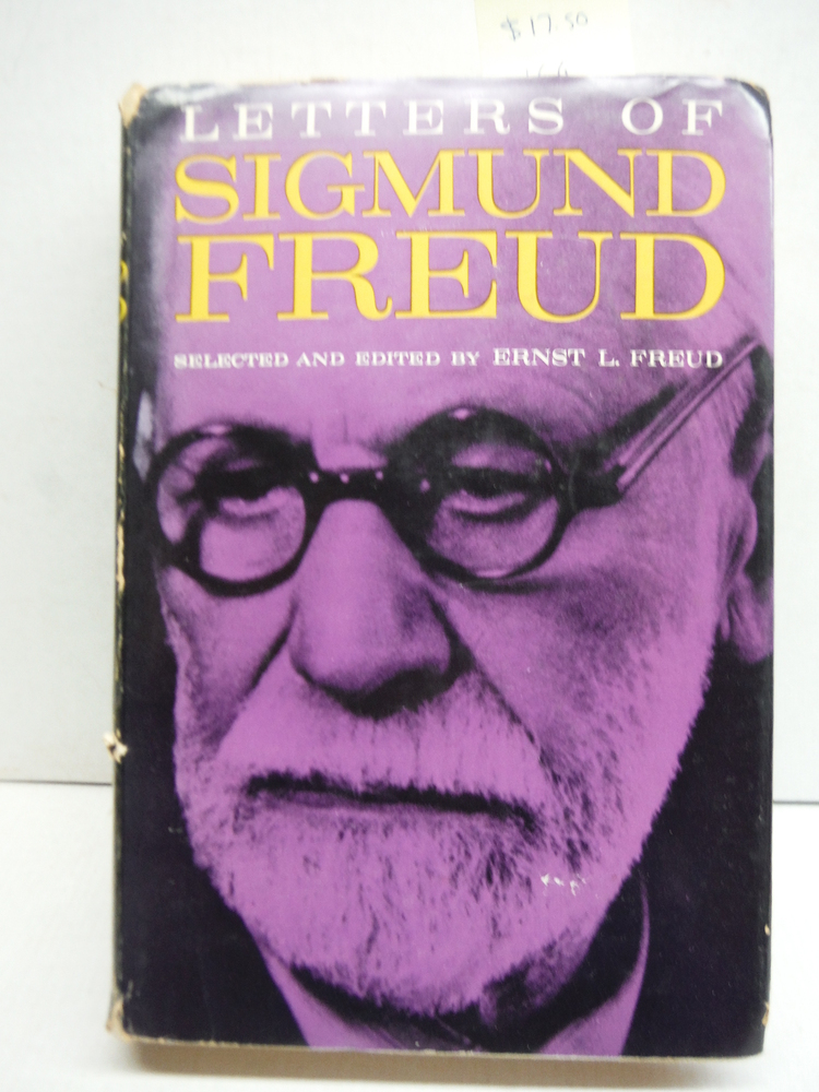 Letters Of Sigmund Freud.
