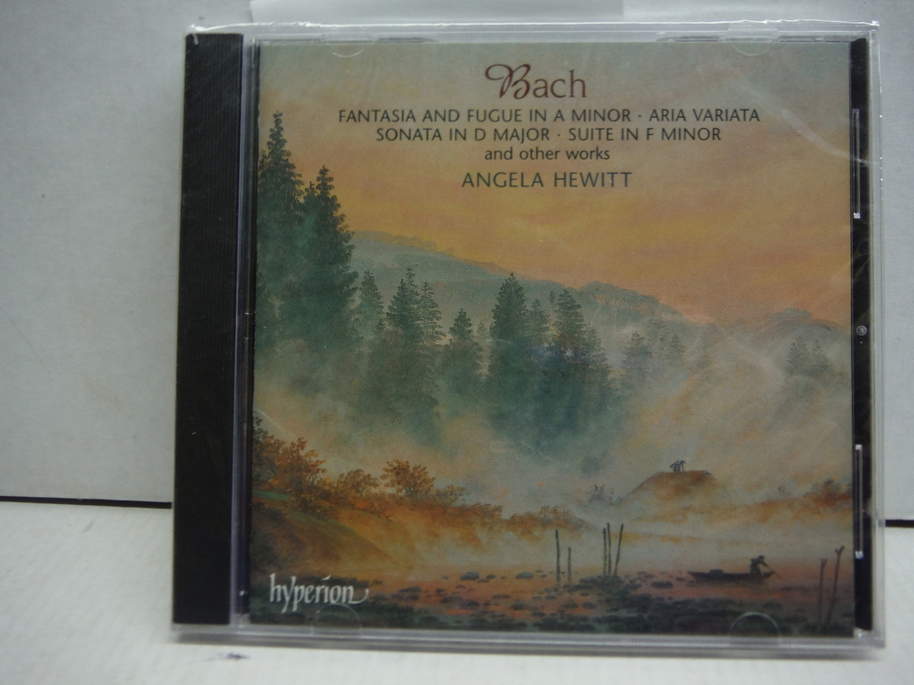 Image 0 of Bach: Fantasia & Fugue in A Minor & Other Works