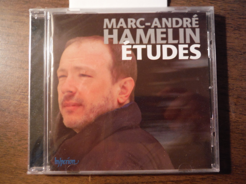 Image 0 of Hamelin: (12) Etudes / Little Nocturne / Con intissimo sentimento - excerpts / T