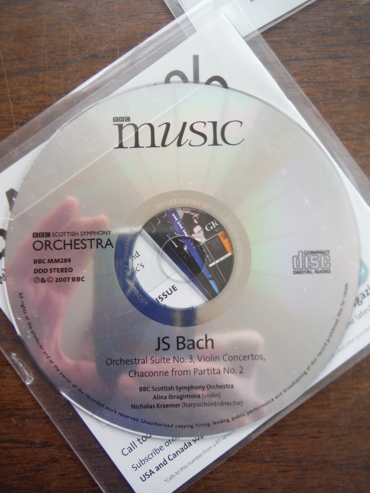 Image 2 of Lot of 4 CDs of BBC music