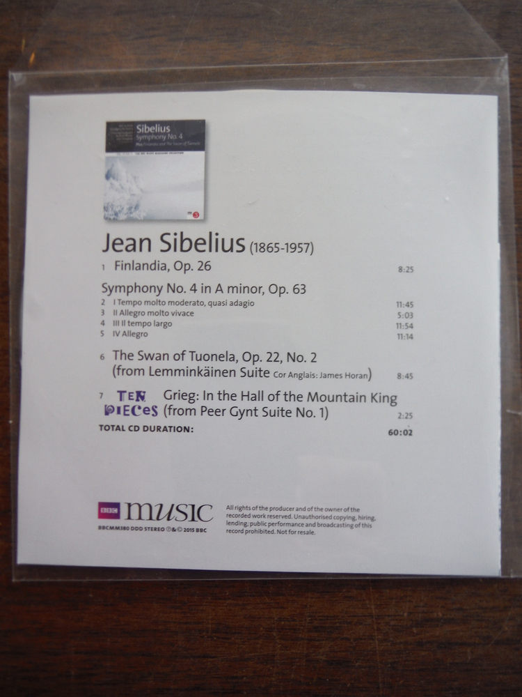 Image 4 of Lot of 4 CDs of BBC music