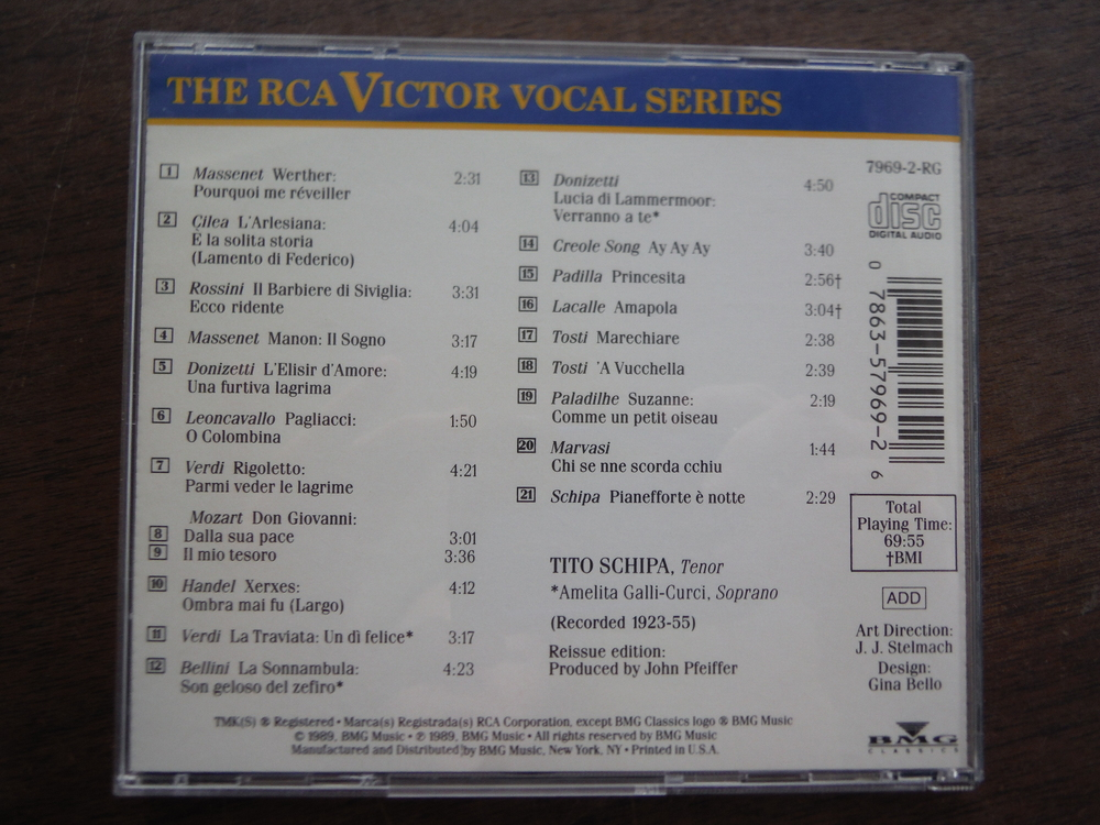 Image 3 of Lot of 4 CD sets  of music by Mozart