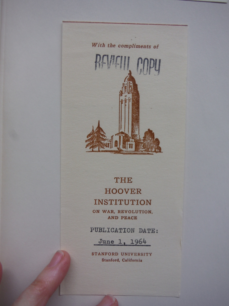 Image 1 of Herbert Hoover: An American Epic Volume Four 1939 - 1963