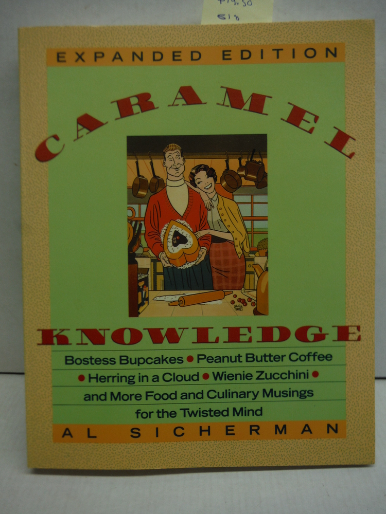 Caramel Knowledge: Bostess Bupcakes Peanut-Butter Coffee, Herring in a Cloud, Wi