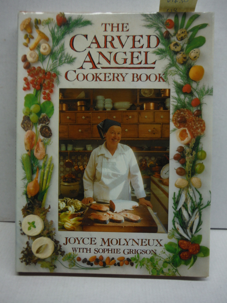 Carved Angel Cookery Book