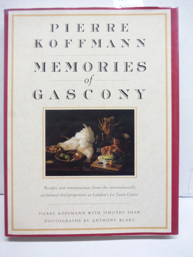 Pierre Koffman - Memories of Gascony