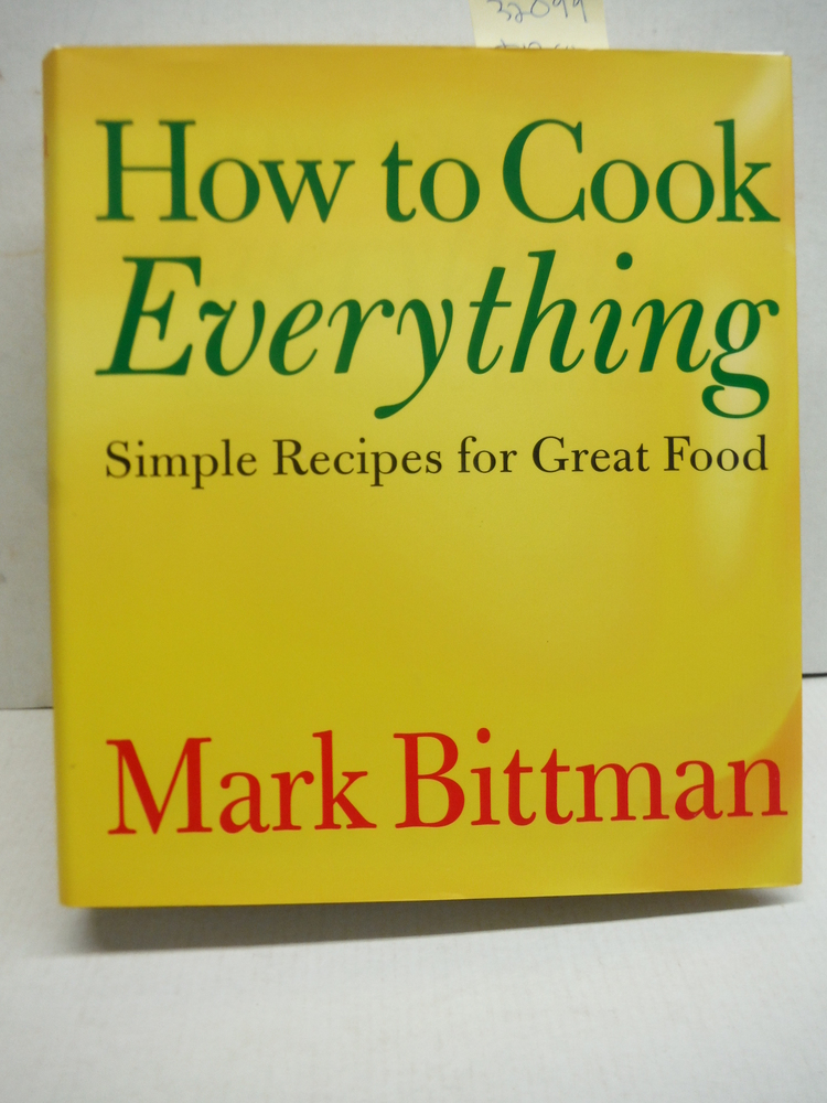 Image 0 of How To Cook Everything: Simple Recipes for Great Food