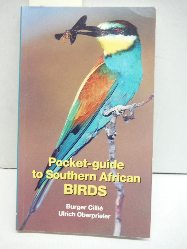 Pocket-Guide to Southern African Birds