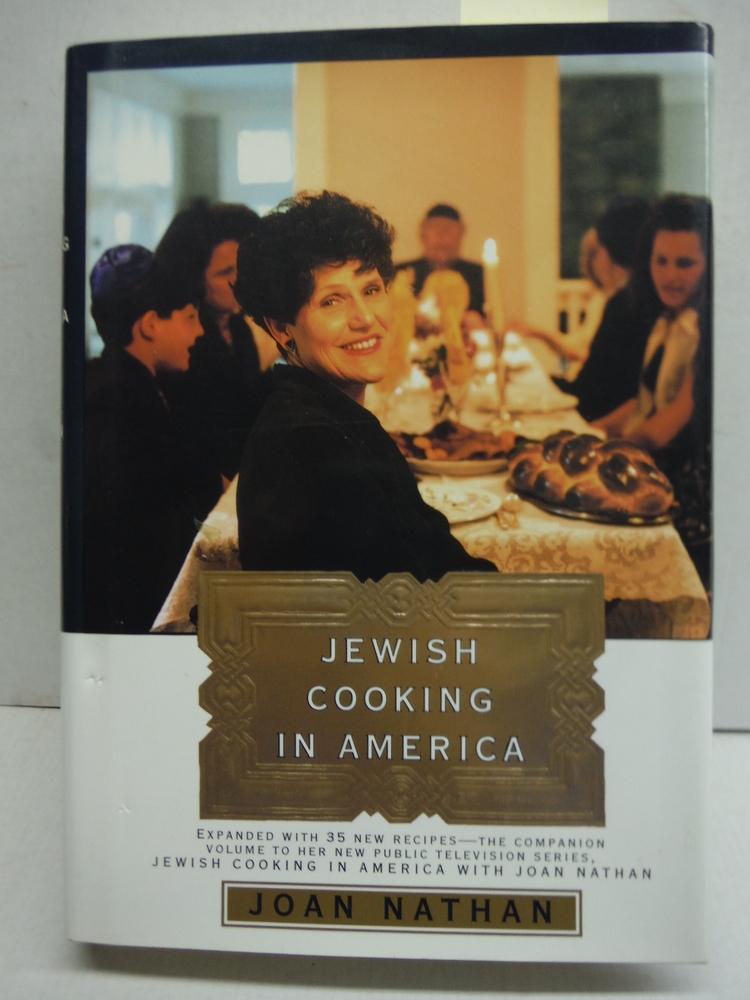 Jewish Cooking in America: A Cookbook (Knopf Cooks American)