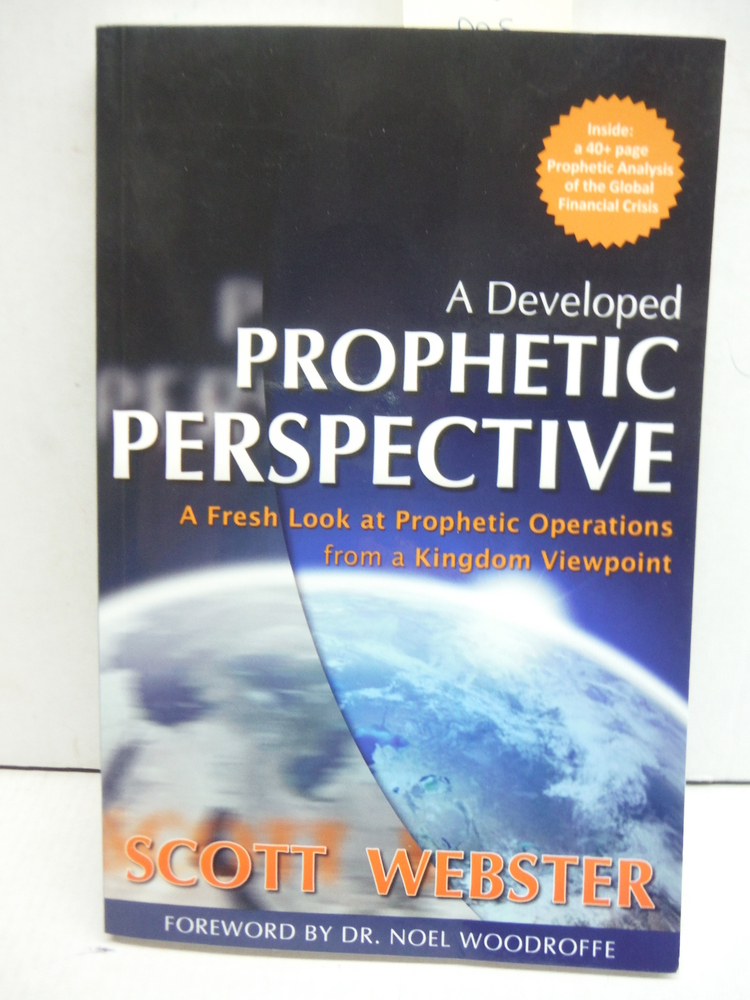 Image 0 of A Developed Prophetic Perspective