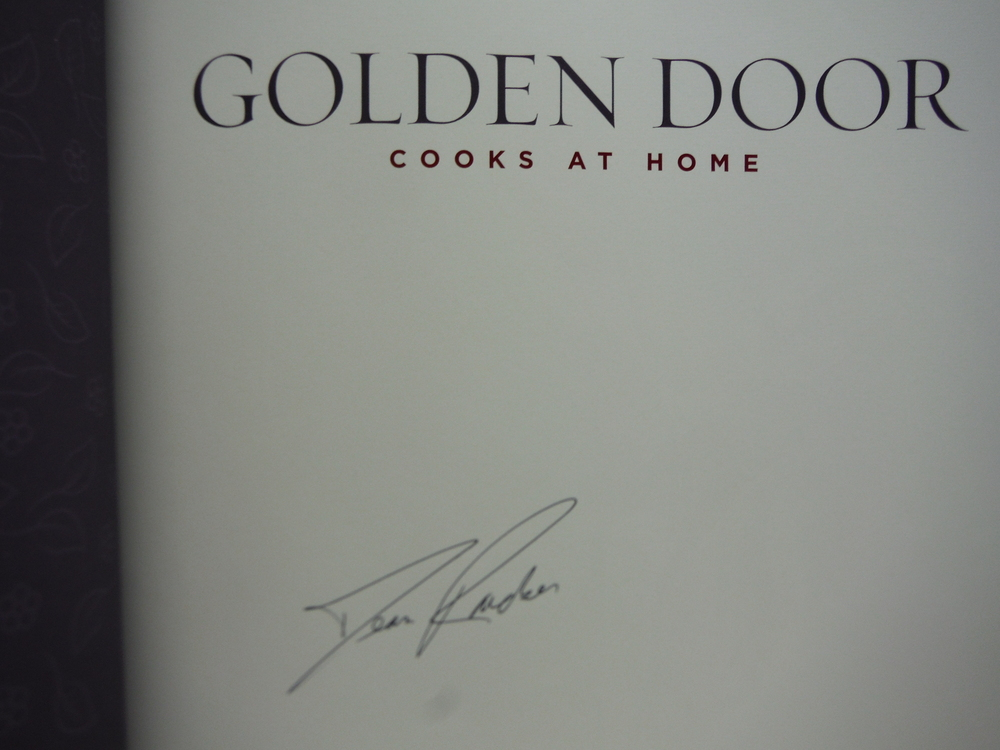 Image 1 of Golden Door Cooks at Home: Favorite Recipes from the Celebrated Spa