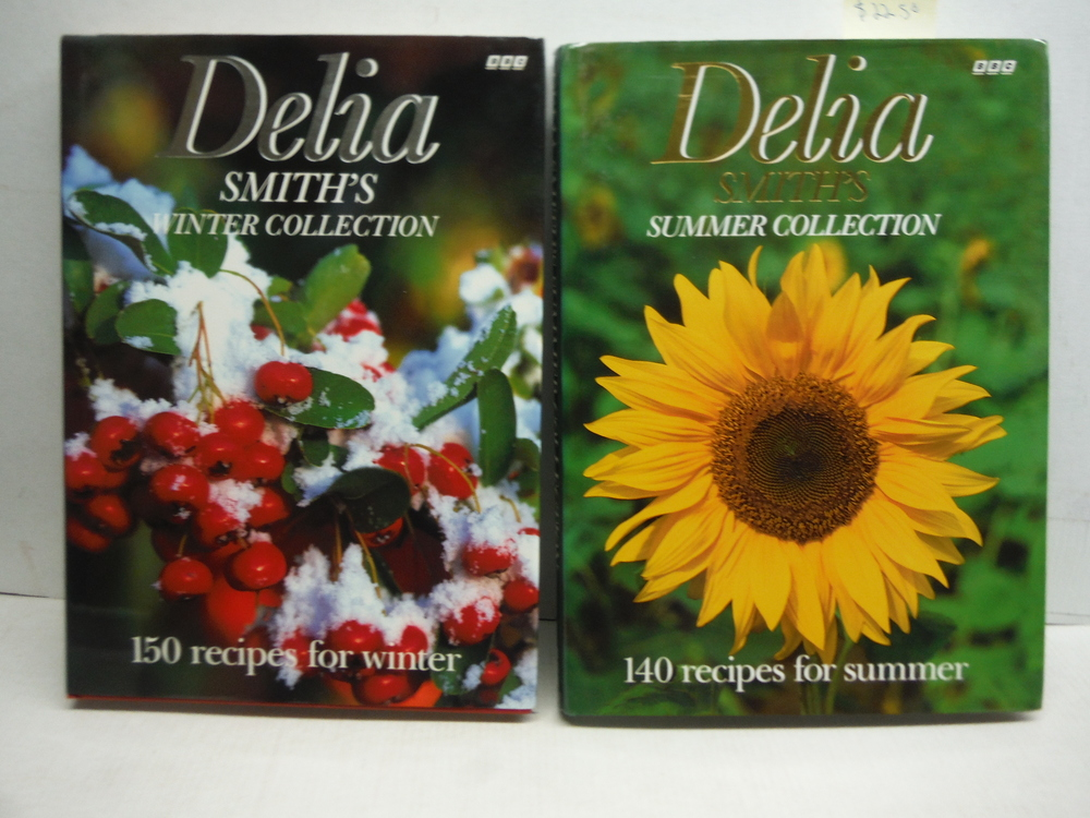 Image 1 of Delia Smith's Summer Collection and Winter Collection