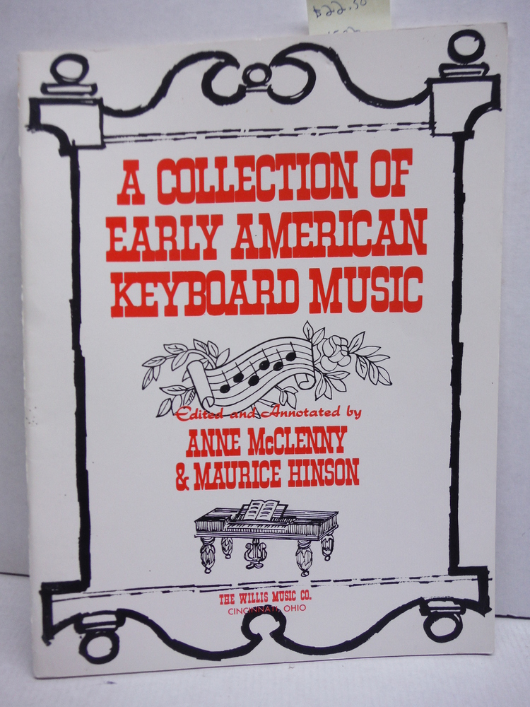 Image 0 of A Collection of Early American Keyboard Music (9893)