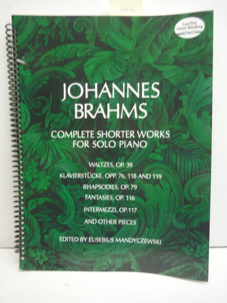 Complete Shorter Works for Solo Piano (Dover Music for Piano)