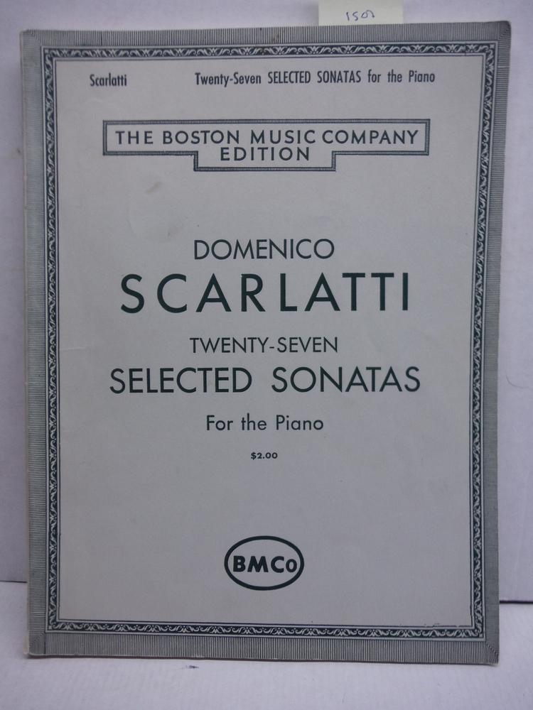 Twenty-Seven Selected Sonatas for the Piano
