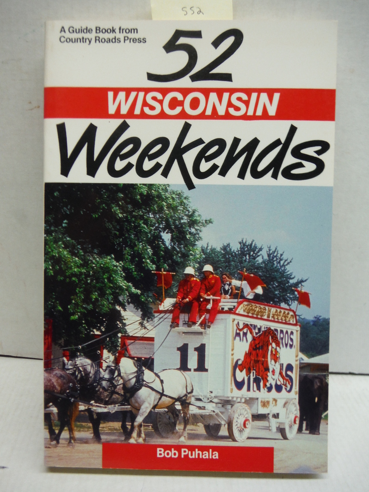 Image 0 of 52 Wisconsin Weekends